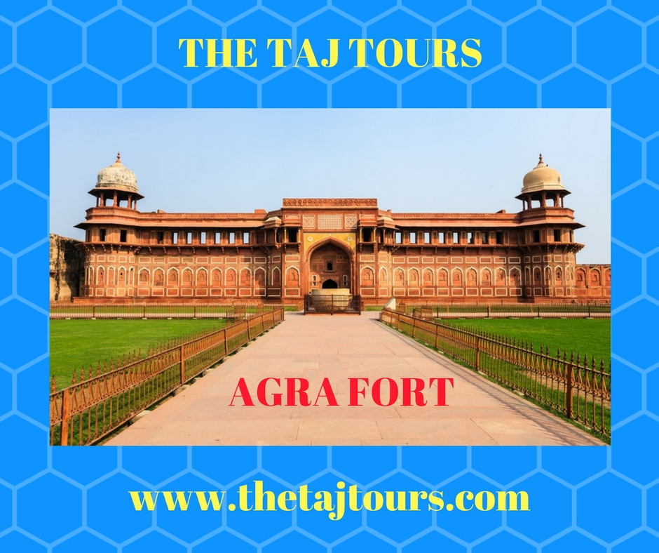 Untold history of Agra Fort