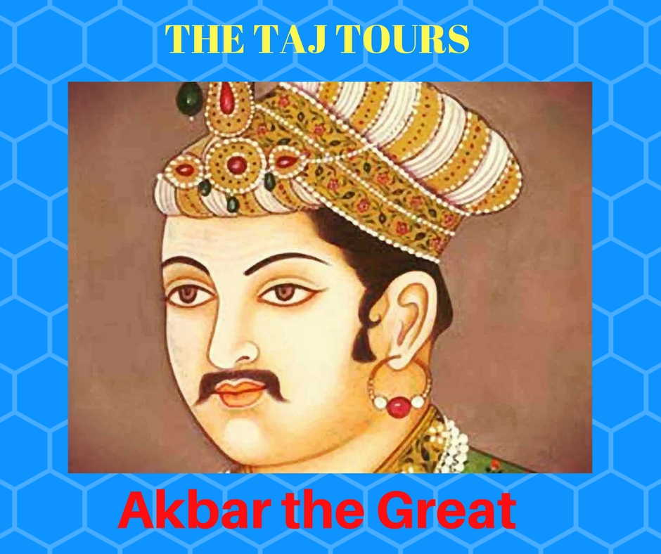 Mughal Emperor Akbar turned 475 Years today