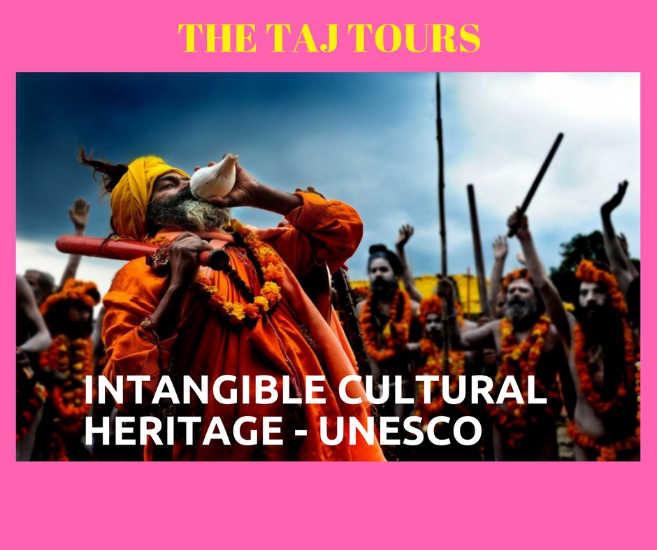 "UNESCO Recognizes Kumbh Mela ""Intangible Cultural Heritage"""