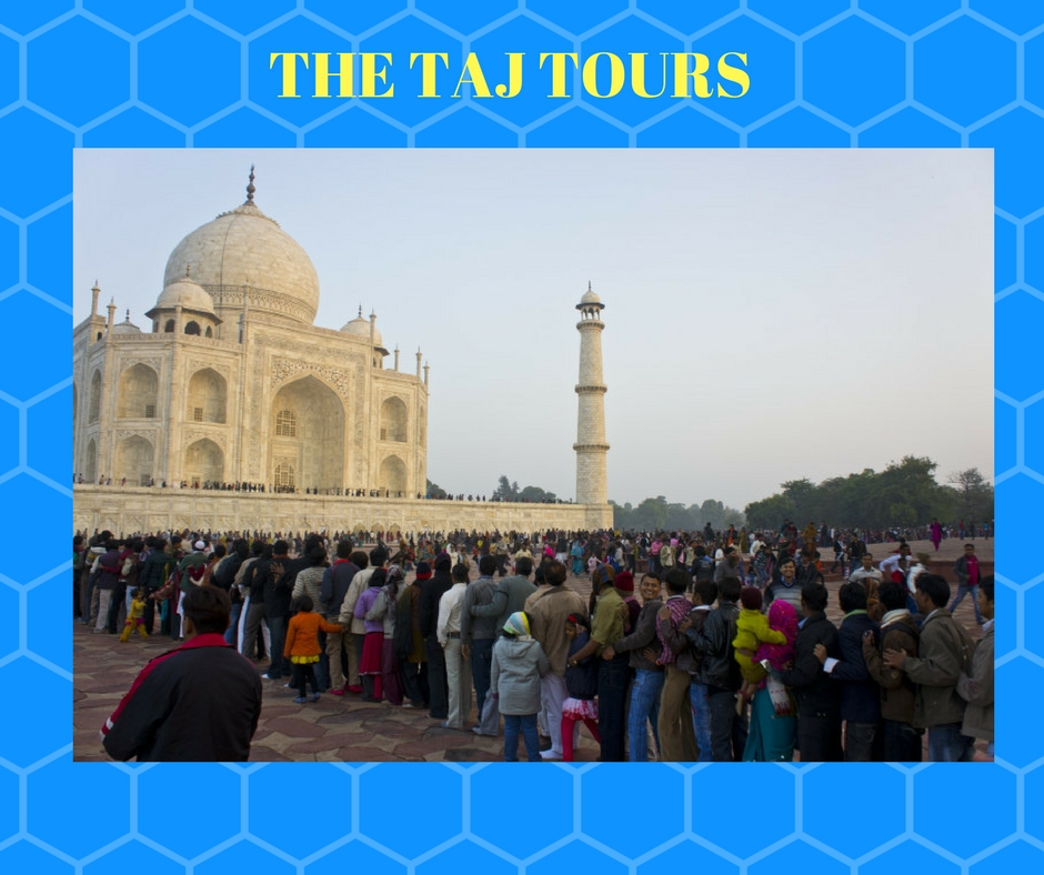 Indian Government restricted 40,000 visitors at Taj Mahal Daily