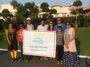 The Taj Tours