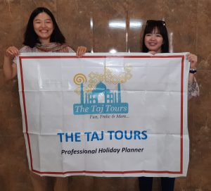 The Taj Tours Testimonials