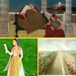 How Princess Jahanara caught in fire